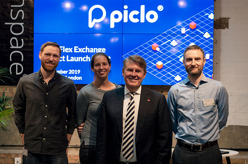 Piclo Volkers, Becker & co-founders